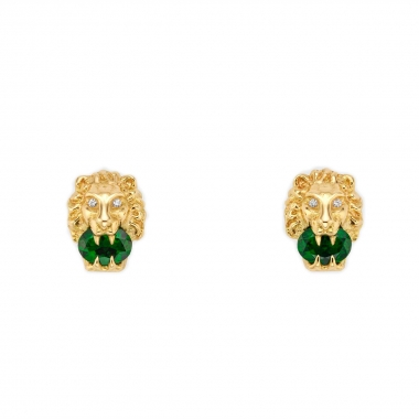 Gucci Testa di leone Earrings 609866J45868067
