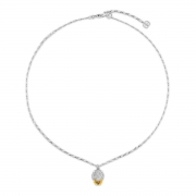 Gucci Testa di leone Necklace 606711I84H08091