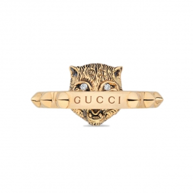 Gucci The Wonders Market Ring 503084I83H08075