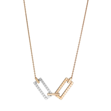 Ice Cube Chopard Necklace 819895-9001