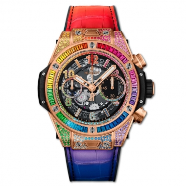Hublot Big Bang watch 441.OX.9910.LR.0999