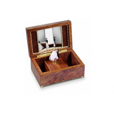 Reuge Dancing Wedding Couple Casket RXA222322002